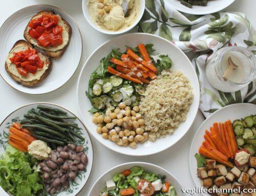 Meal prep estivo | sano e pratico + idee per i pasti + liste della spe
